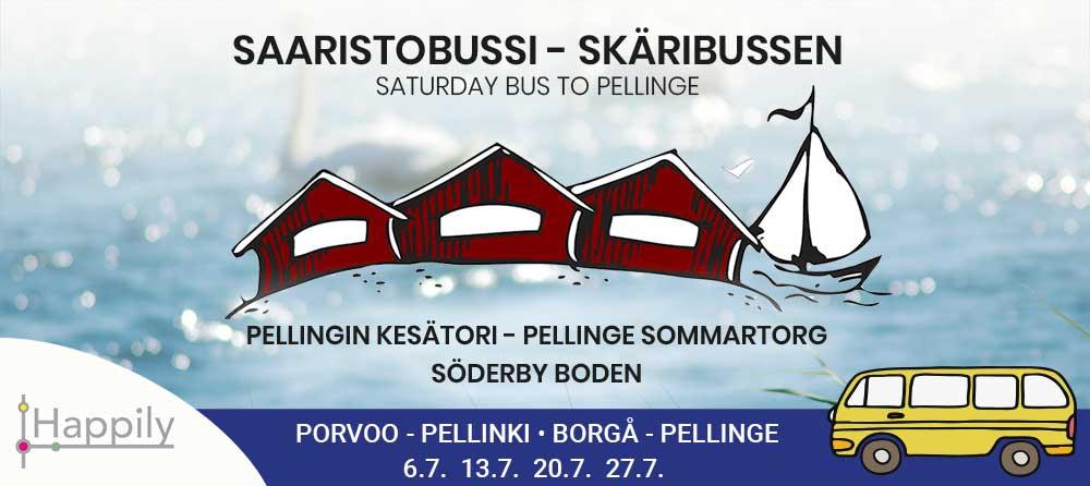Skäribussen - Saaristobussi